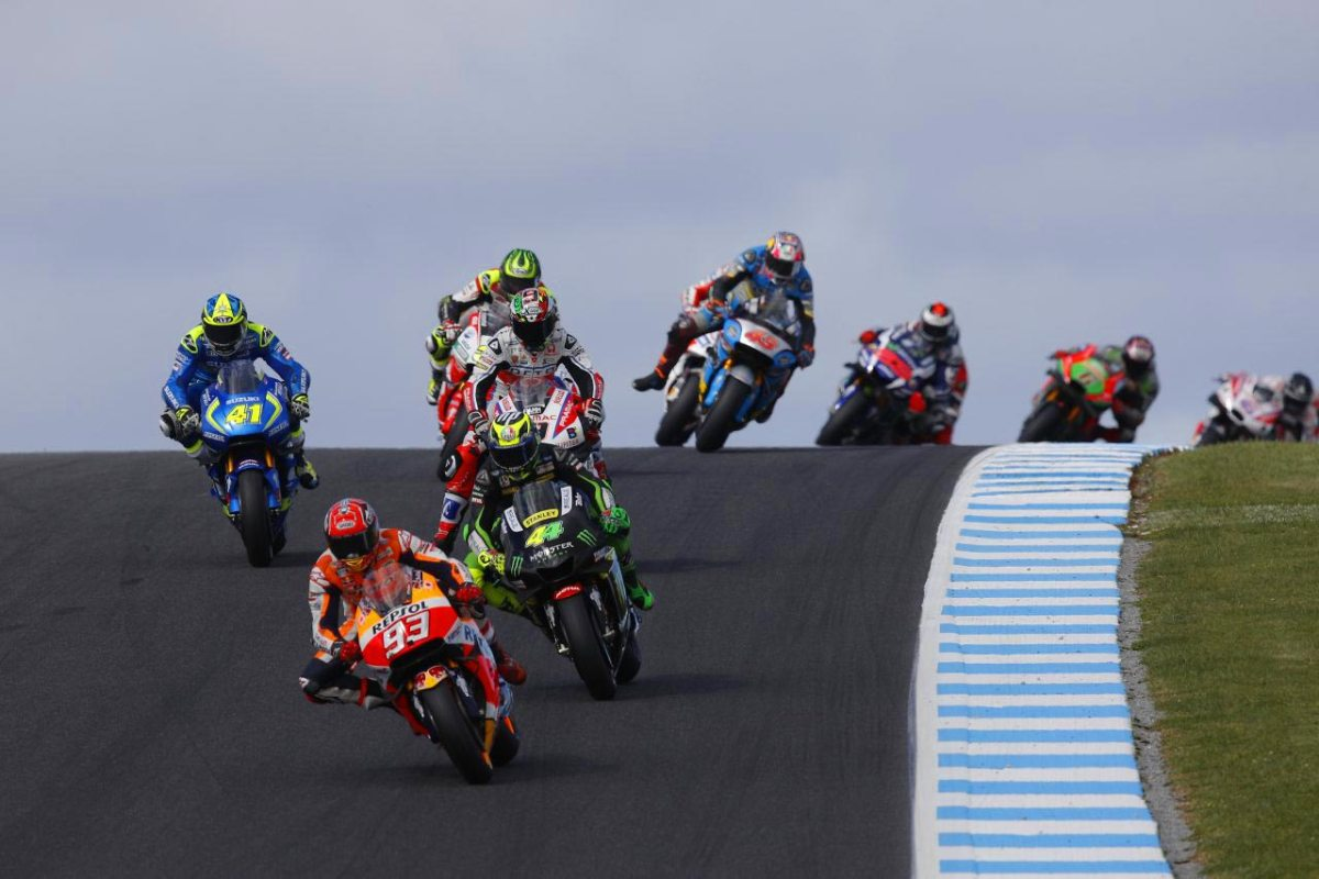 MotoGP Preview of the Australian GP: Island Showdown