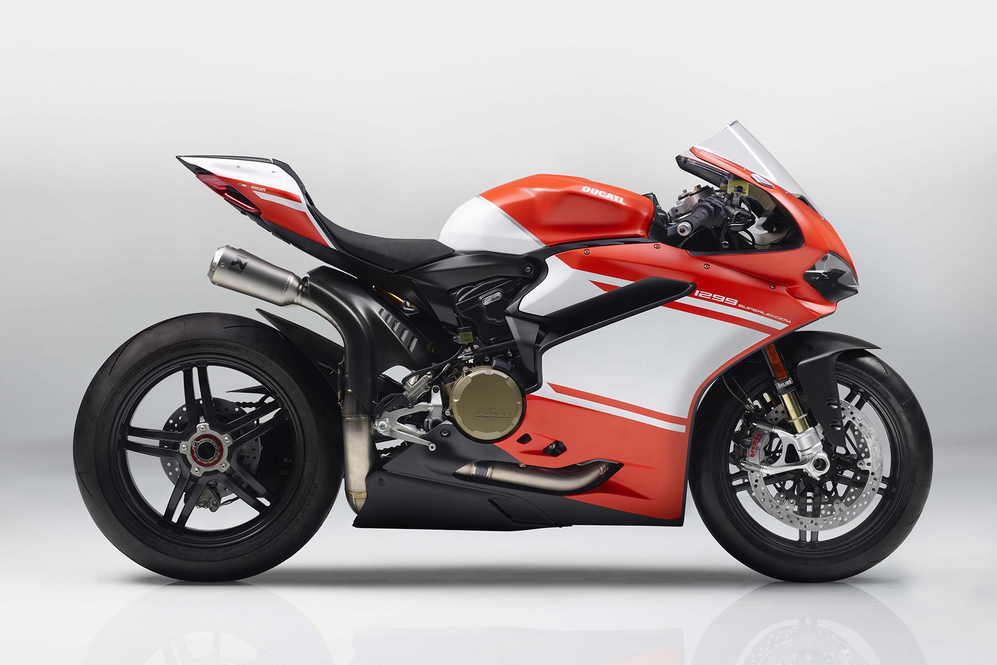 Ducati 1299 Superleggera A 215hp Carbon Fiber Superbike