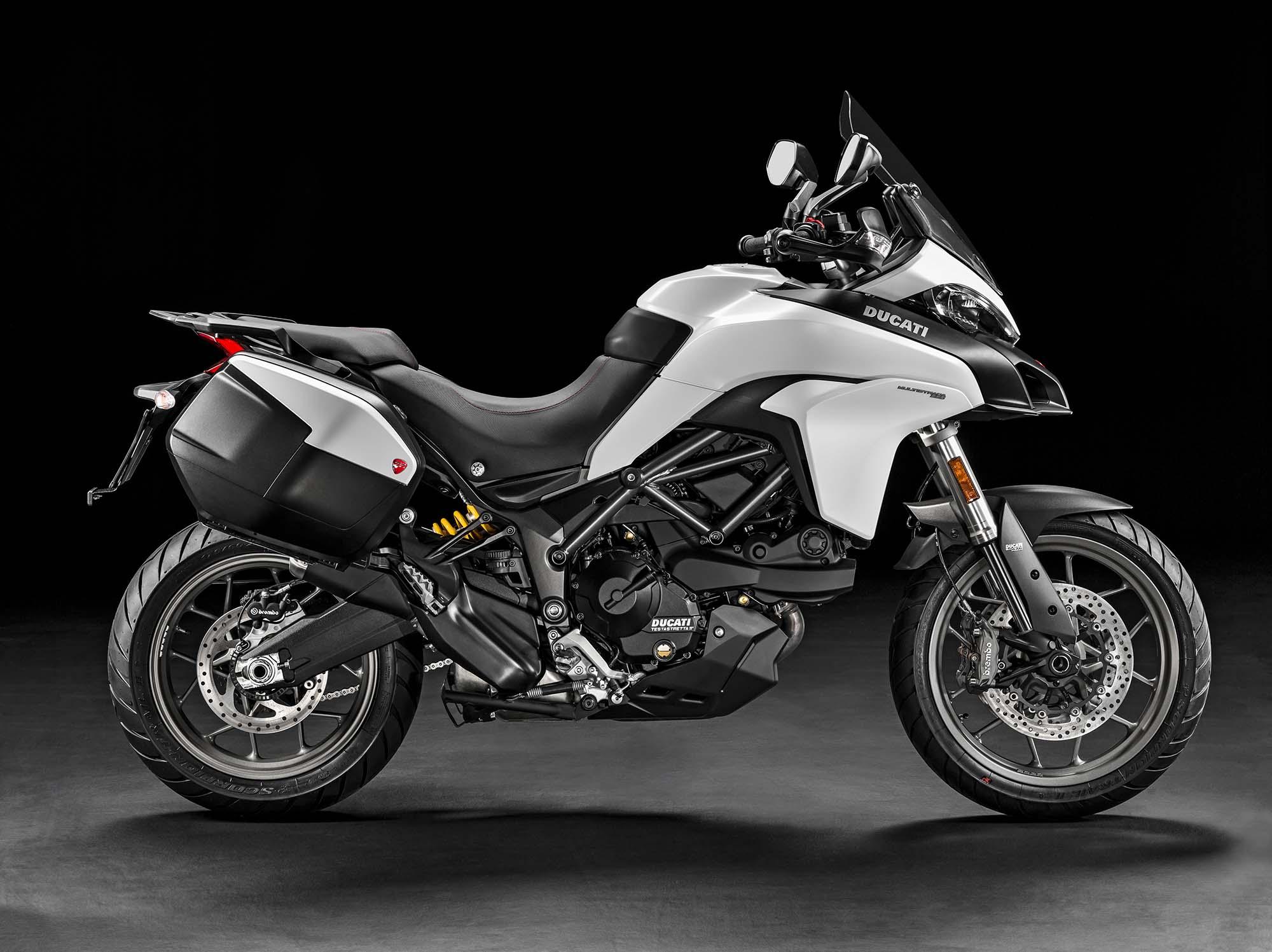 Ducati Adventure Tourer