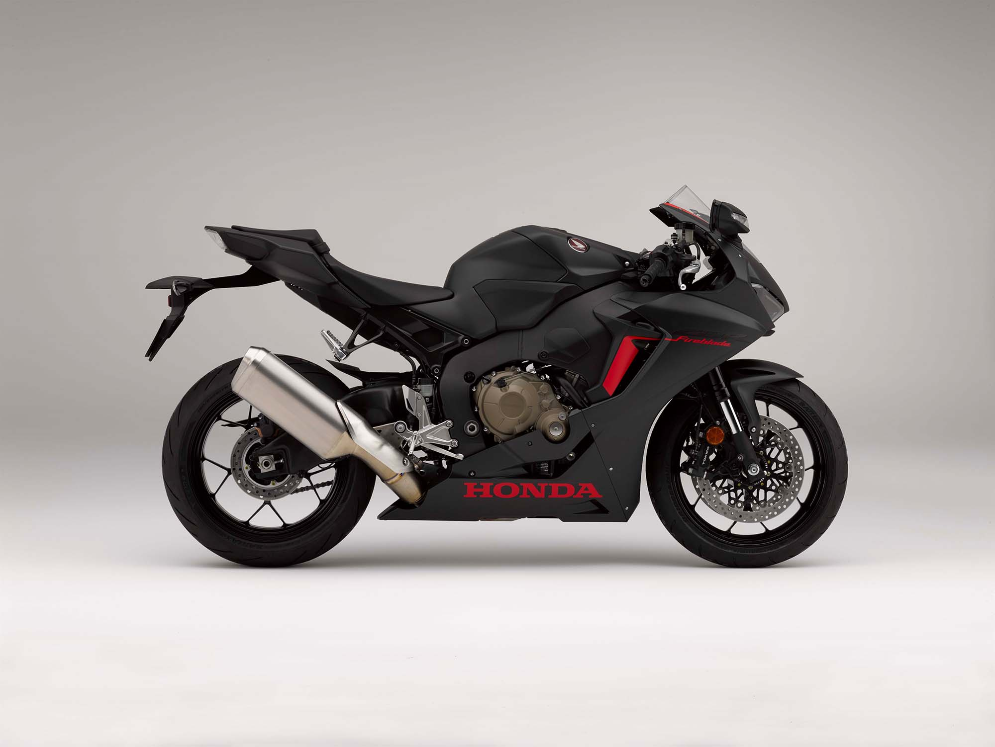 Here Is The Base Model 2017 Honda Cbr1000rr