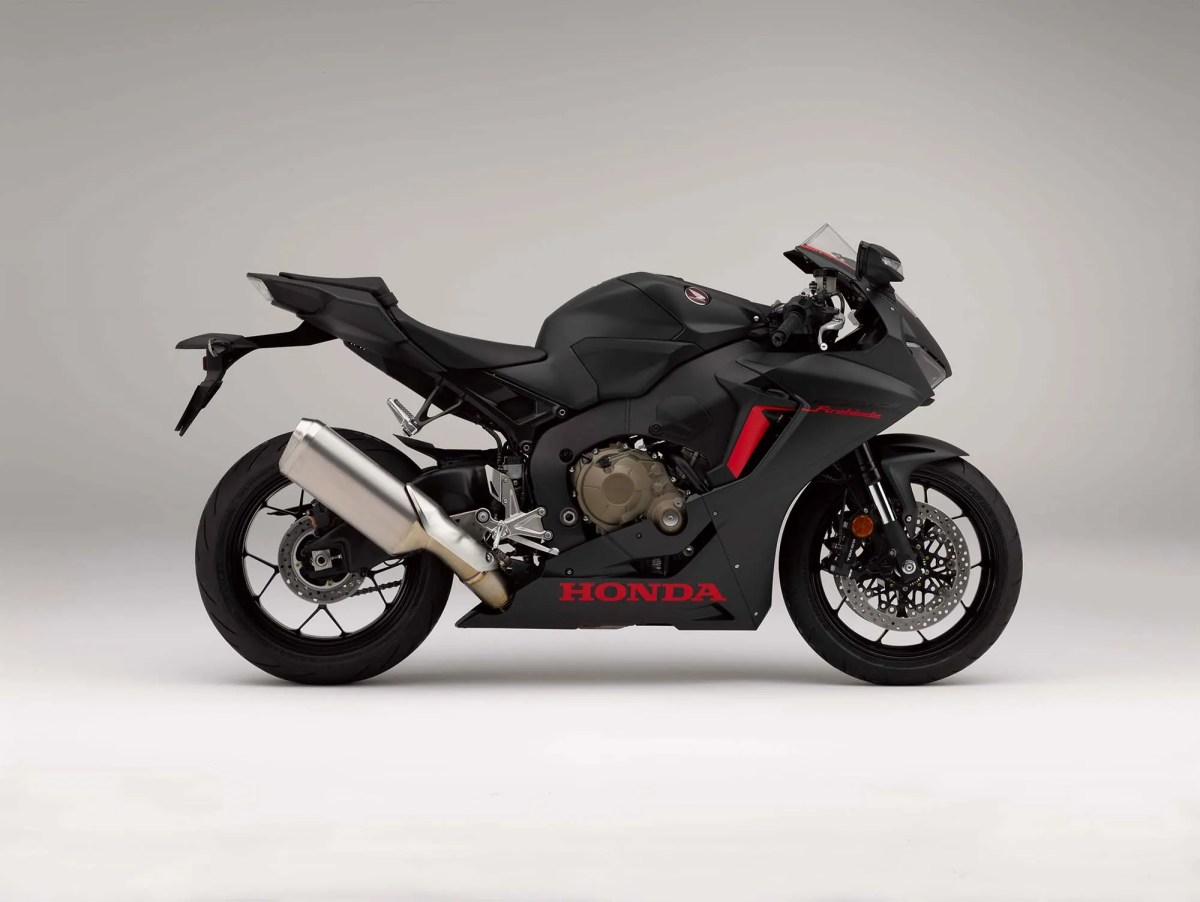 2017 Honda CBR1000RR Priced at $17,000
