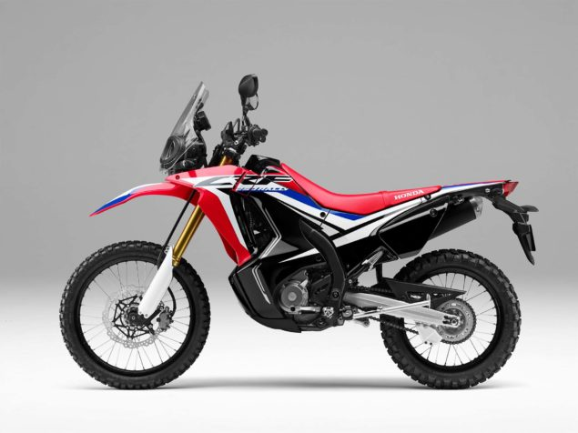 17YM CRF250 Rally