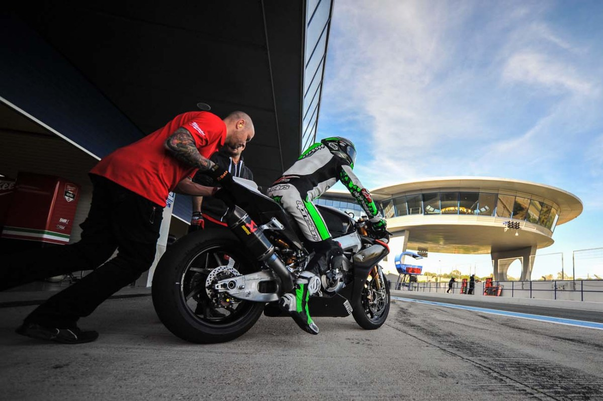Eugene Laverty Explains His Return to Aprilia & WSBK