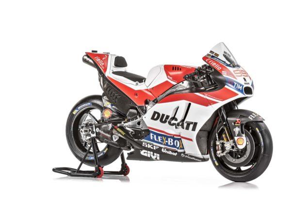 2017 ducati corse motogp team launches in italy - asphalt & rubber