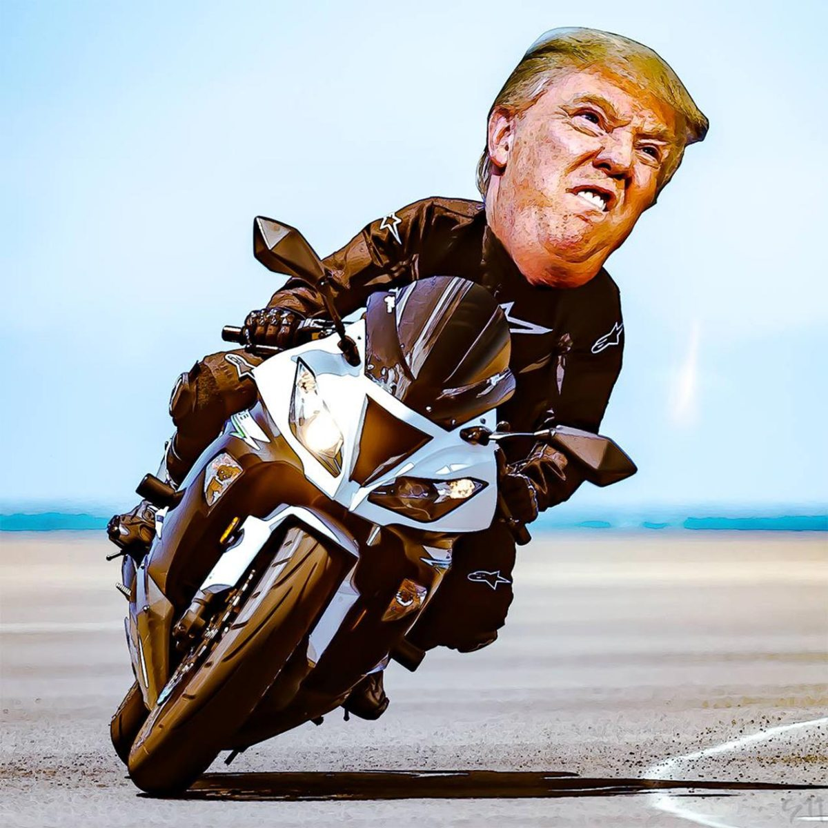 Kawasaki PR Rep Fired Over Trump TV Show Statements
