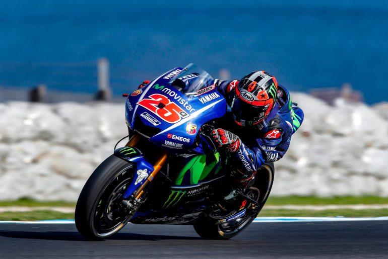 MotoGP Phillip Island MotoGP Test Summary - Day 1