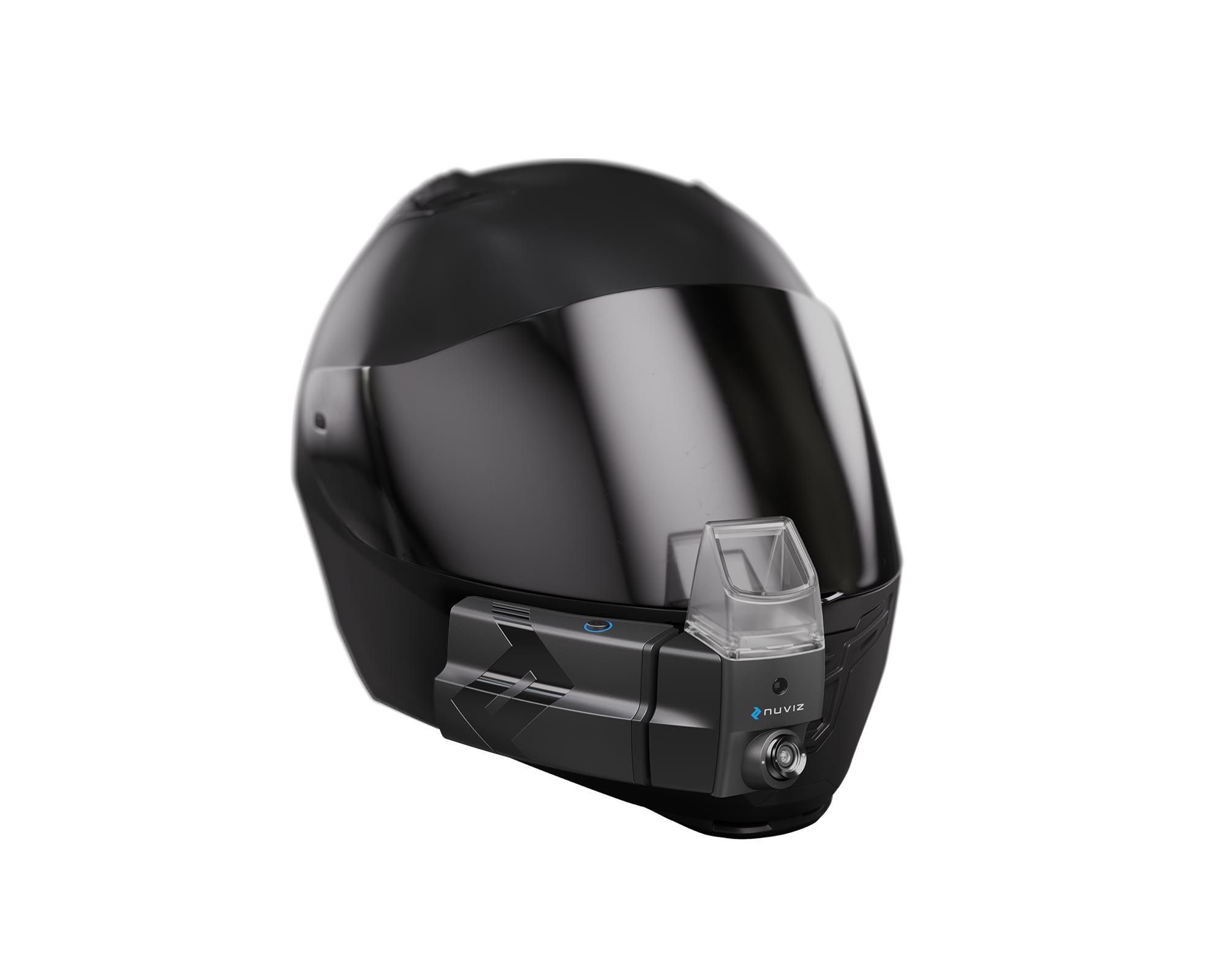 ktm invests in heads up display company nuviz asphalt rubber. Black Bedroom Furniture Sets. Home Design Ideas