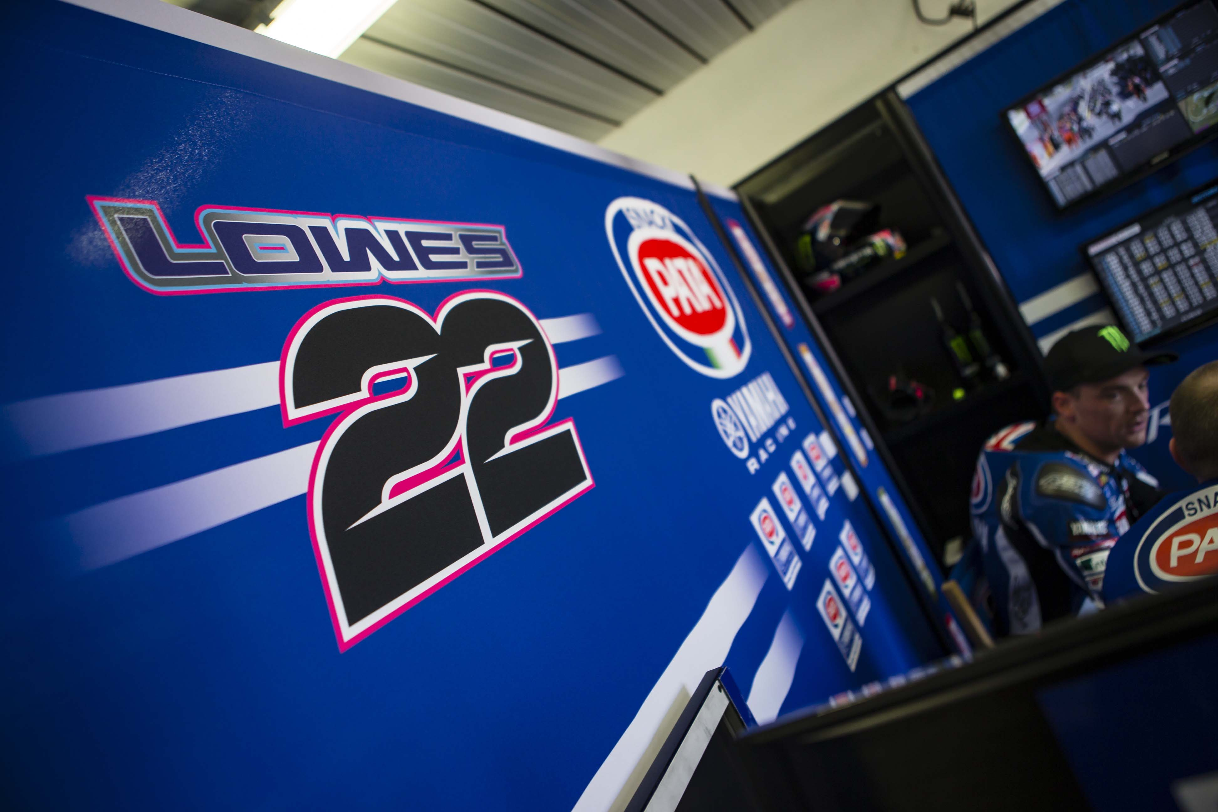 Pata Yamaha Extends Contract with Lowes & Van Der Mark - Asphalt