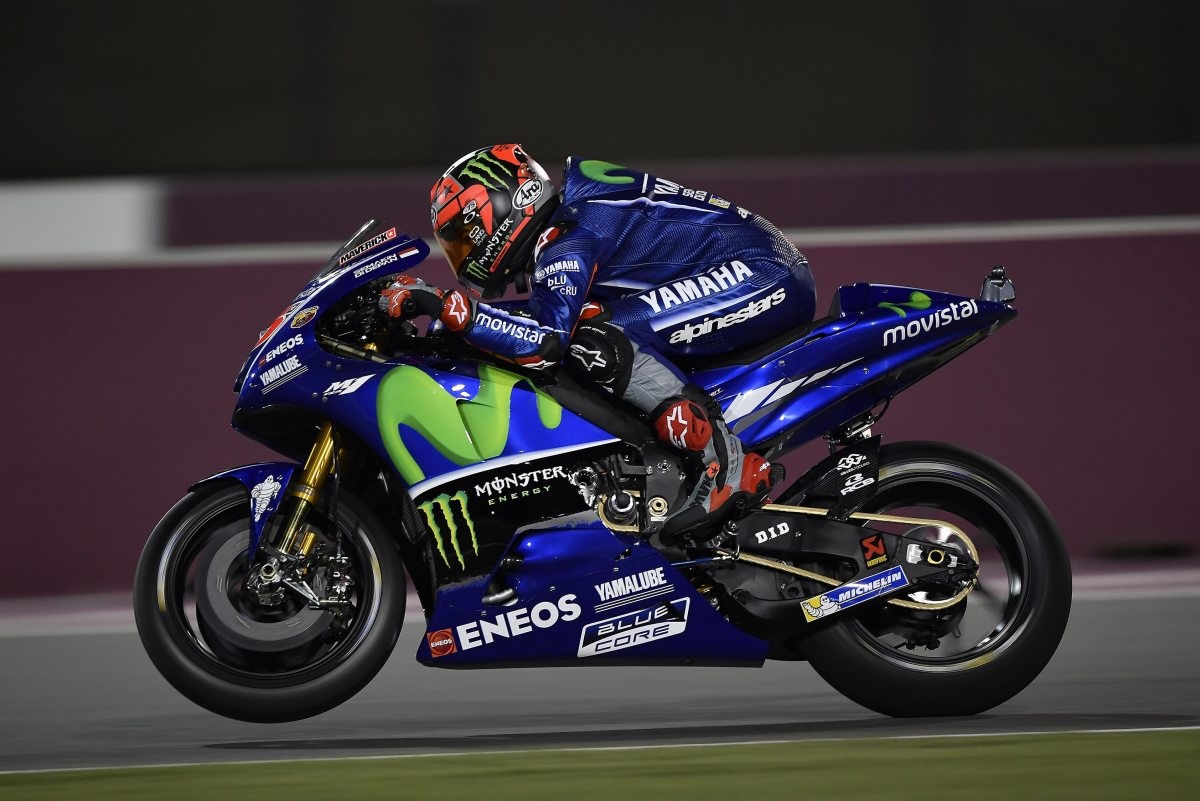 Friday MotoGP Summary at Qatar: Wild Weather, Viñales Crashing, Real Race Pace, & Decoding Lorenzo