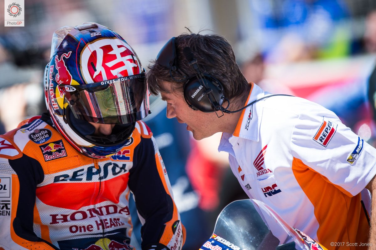 Thursday MotoGP Summary at Catalunya: How the World's Media Fooled Itself about Dani Pedrosa