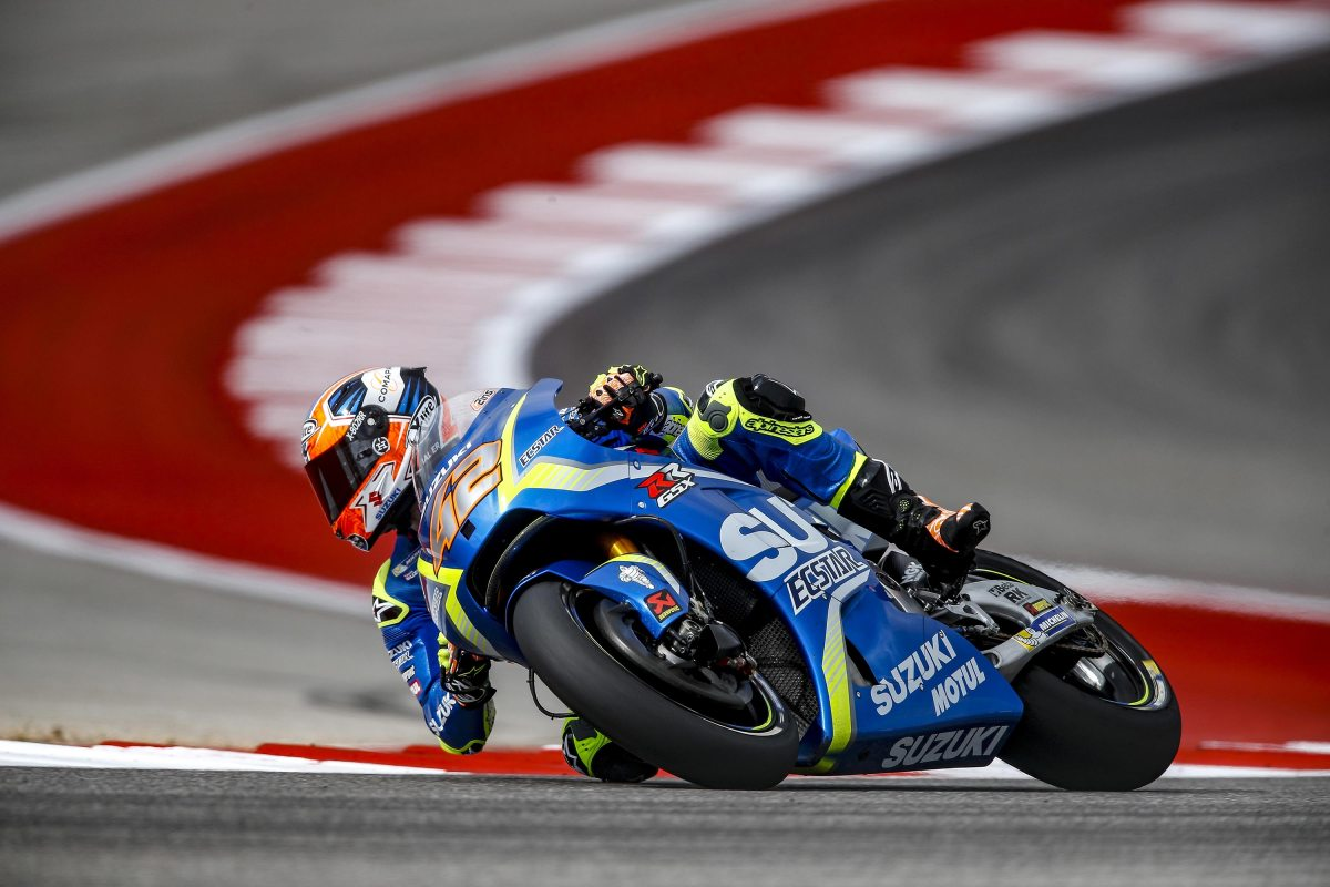 MotoGP: Alex Rins' Surgery Successful, Out for Six Weeks