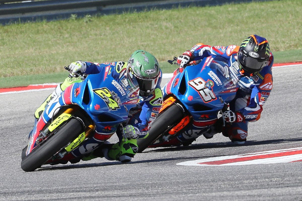 How MotoAmerica Is Trying to Nurture Talent