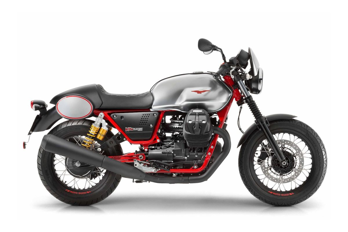 Moto Guzzi Recalling Brake Lines on Five Models