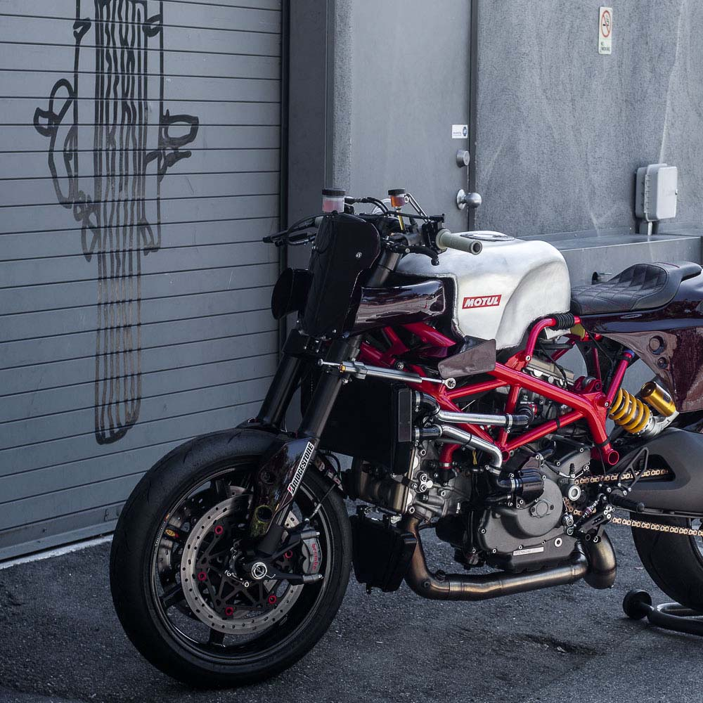 Woolie's Pikes Peak Hypermotard by Deus Ex Machina