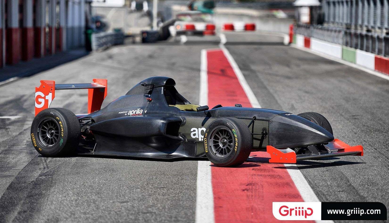 Check Out This Aprilia RSV4-Powered Race Car - Asphalt ...