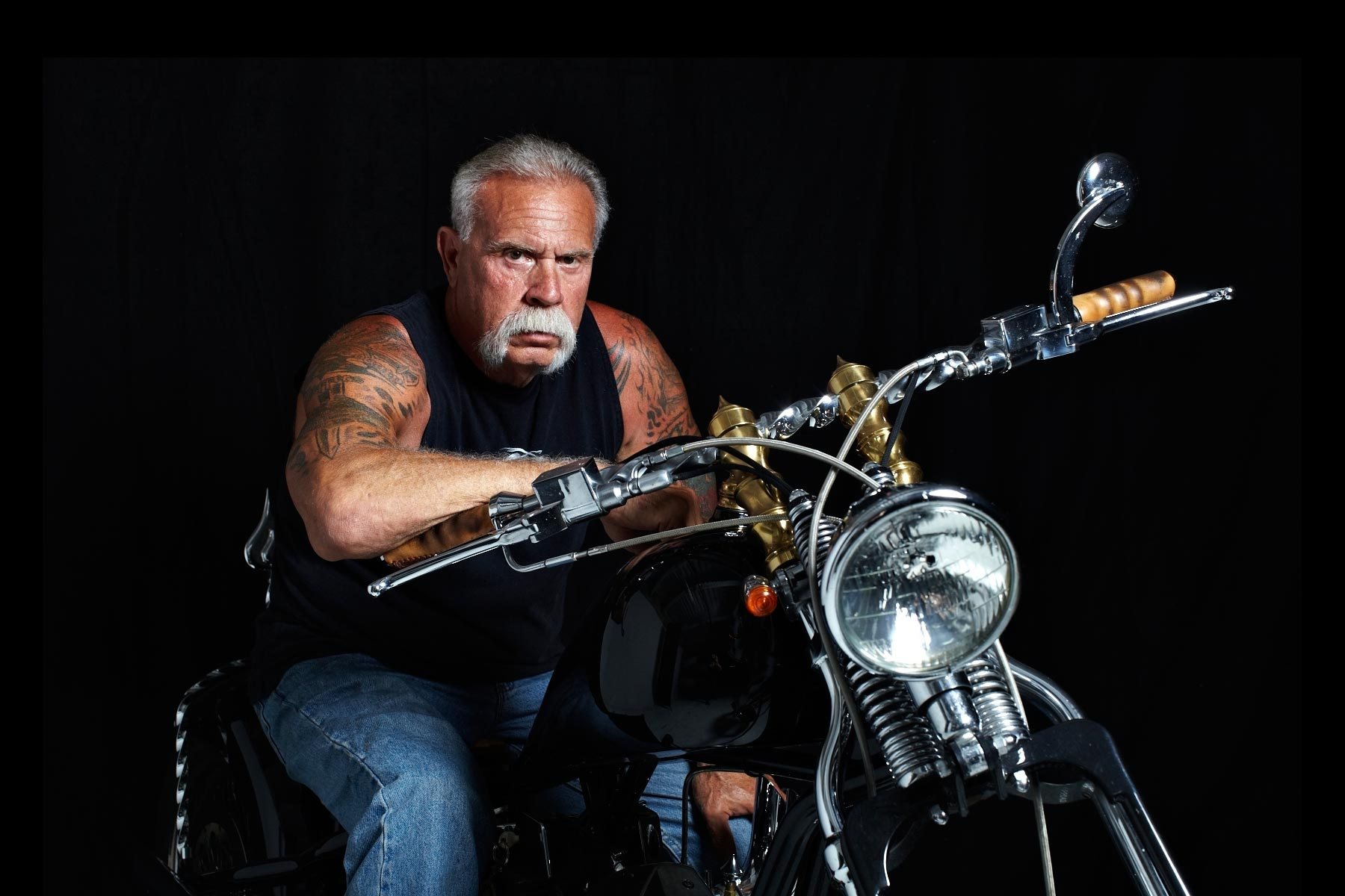 American Chopper Archives - Asphalt & Rubber