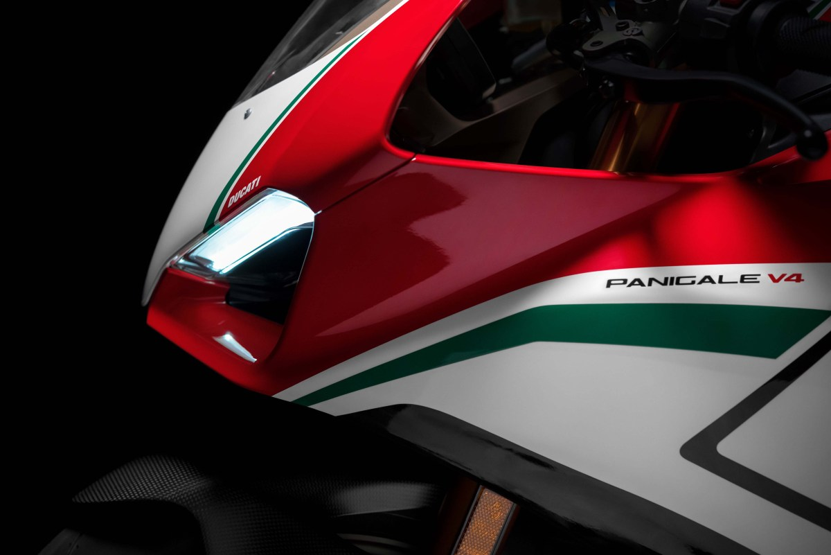 Ducati Panigale V4 Pricing Revealed for 2018