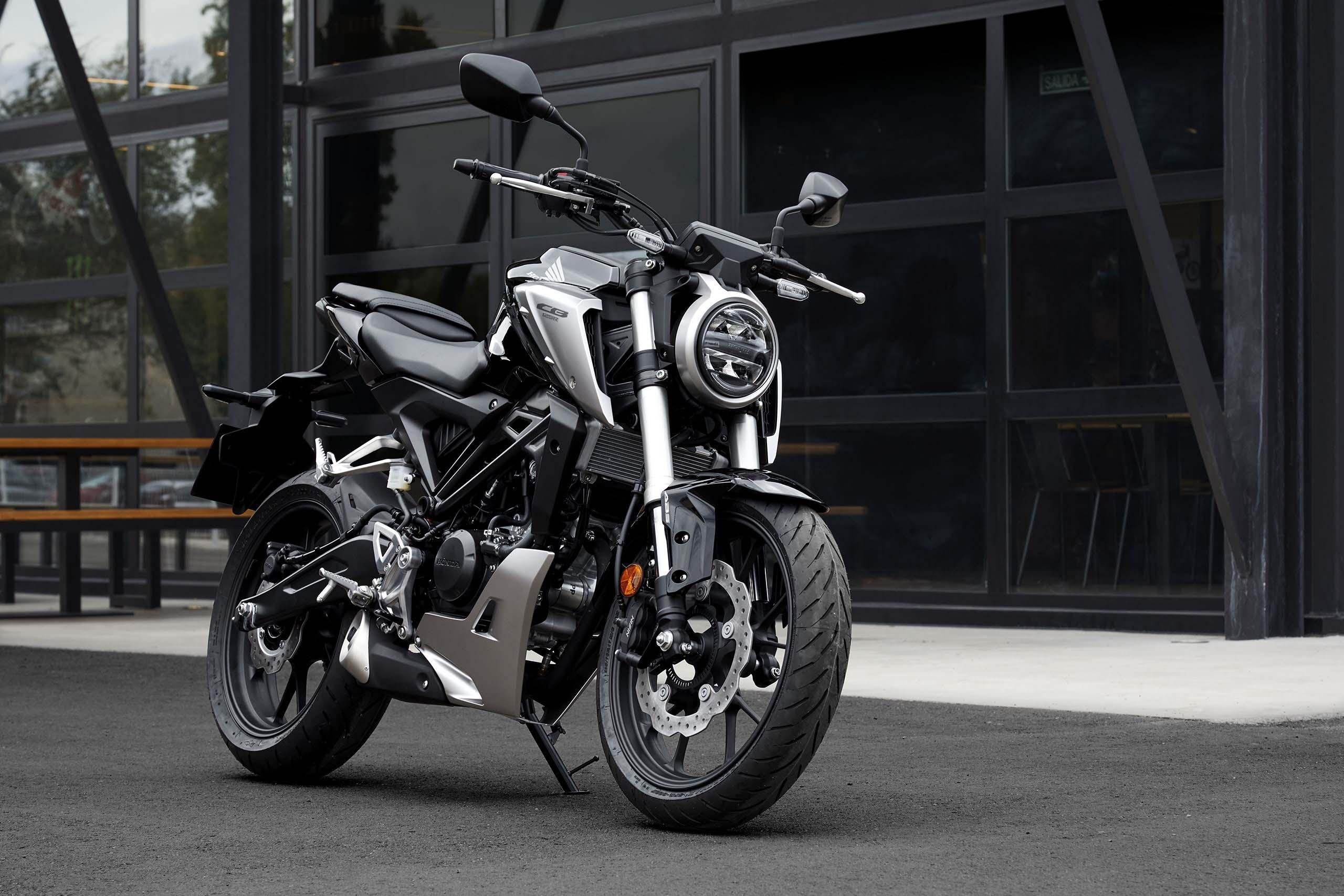 Honda Creates Eye Catching Mini CB Bikes For Europe