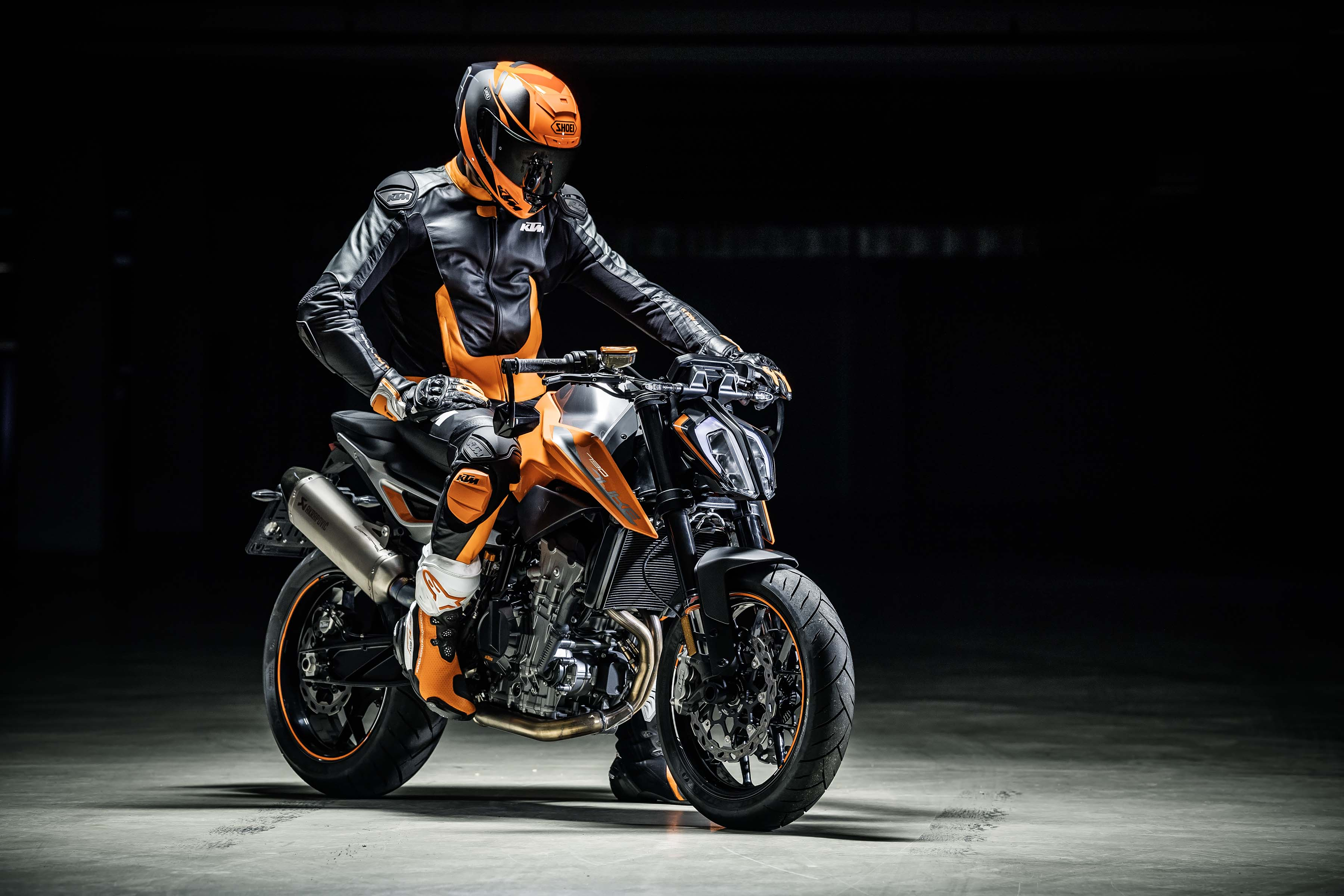 so many photos of the new ktm 790 duke to drool over asphalt rubber