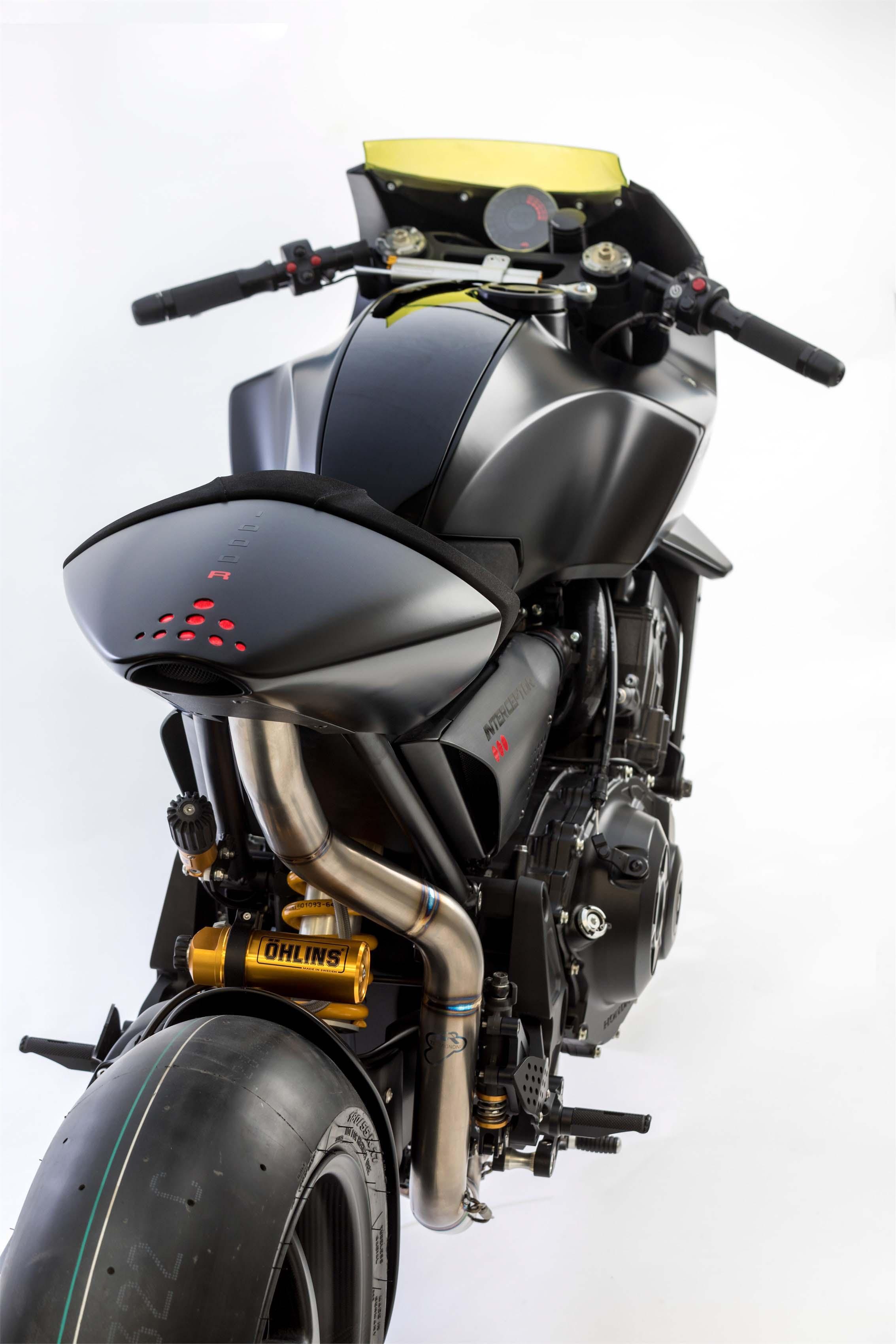 Things We Like Part 2 Honda Cb4 Interceptor Concept