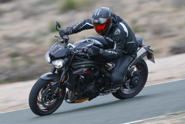 What You Have to Know In regards to the Triumph Velocity Triple RS