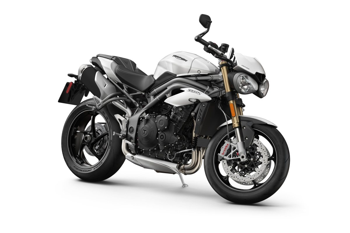 2018 Triumph Speed Triple Pricing Revealed
