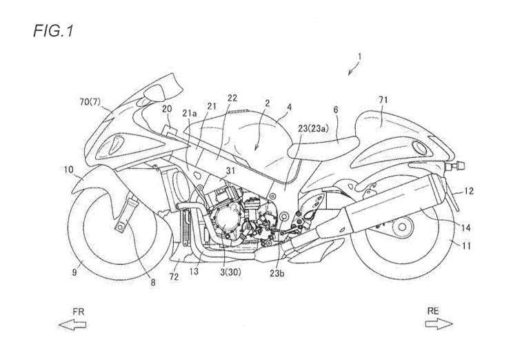 this week's suzuki hayabusa rumor, redux