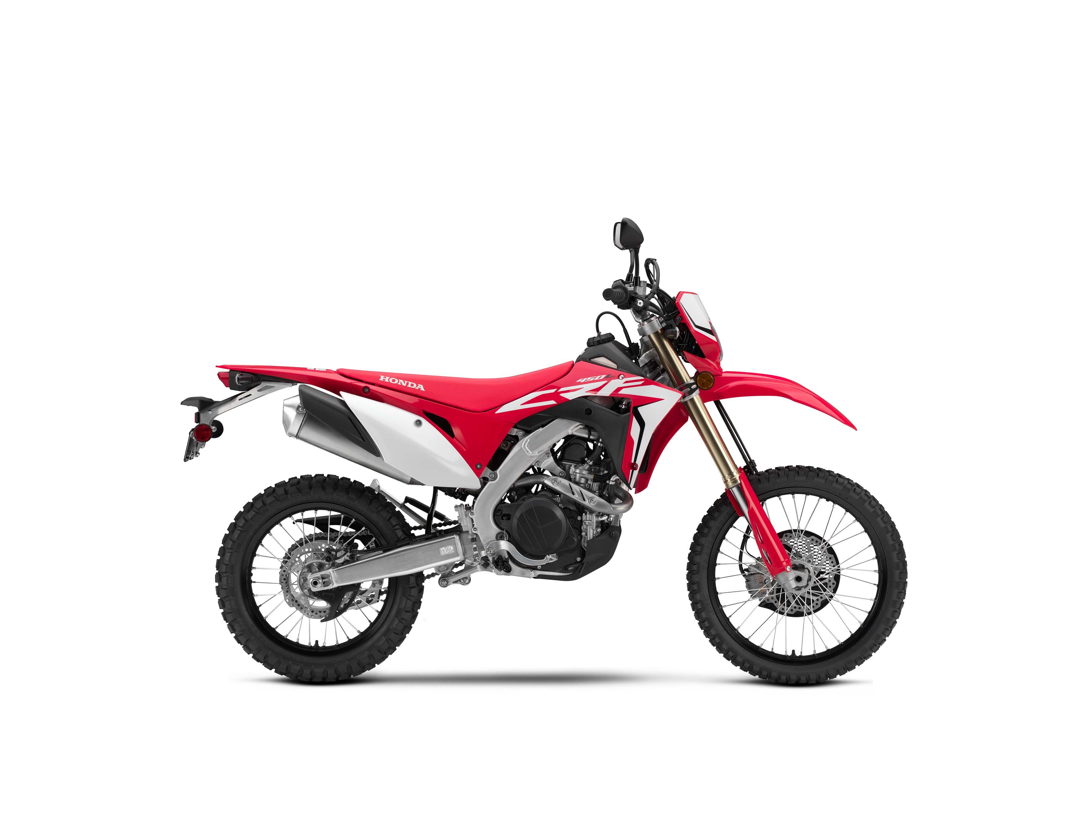 Honda Dual Sport >> 2019 Honda Crf450l Dual Sport Debuts