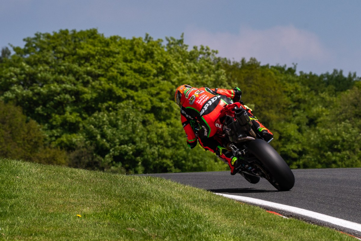 Trackside Tuesday: A Day in the Sun at Oulton Park