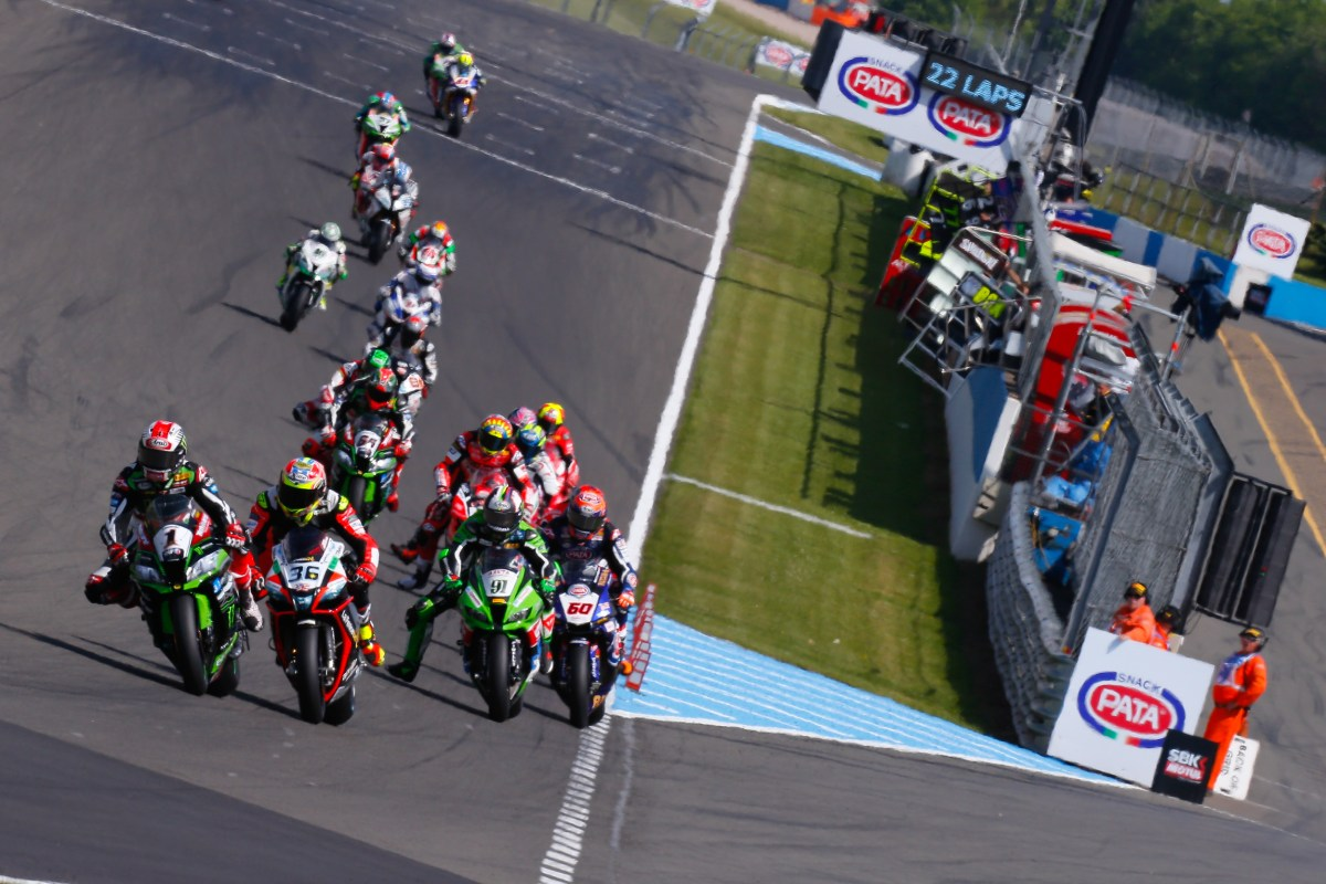 Donington Park World Superbike Preview – What to Expect in the United Kingdom
