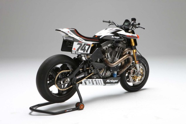 BOTT XR1R Pikes Peak race bike
