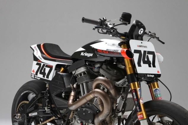 BOTT XR1R Pikes Peak race bike