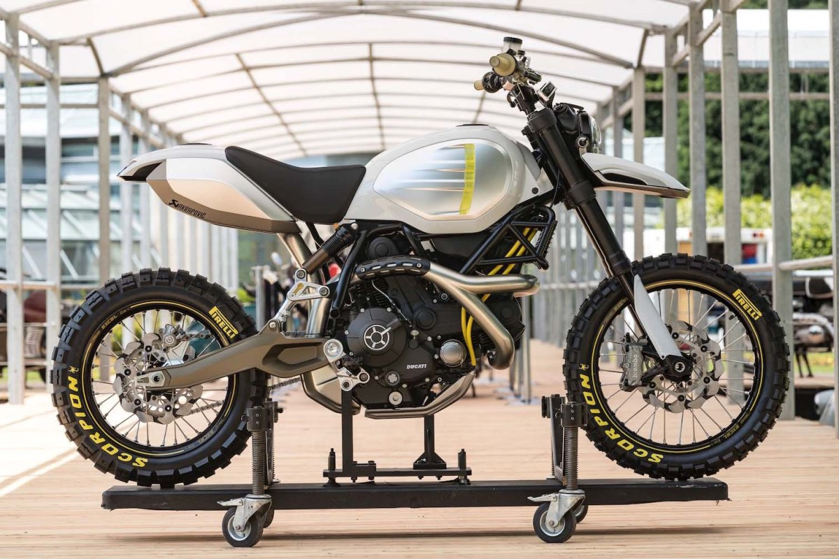 This Is the Ducati Scrambler That We Really Want