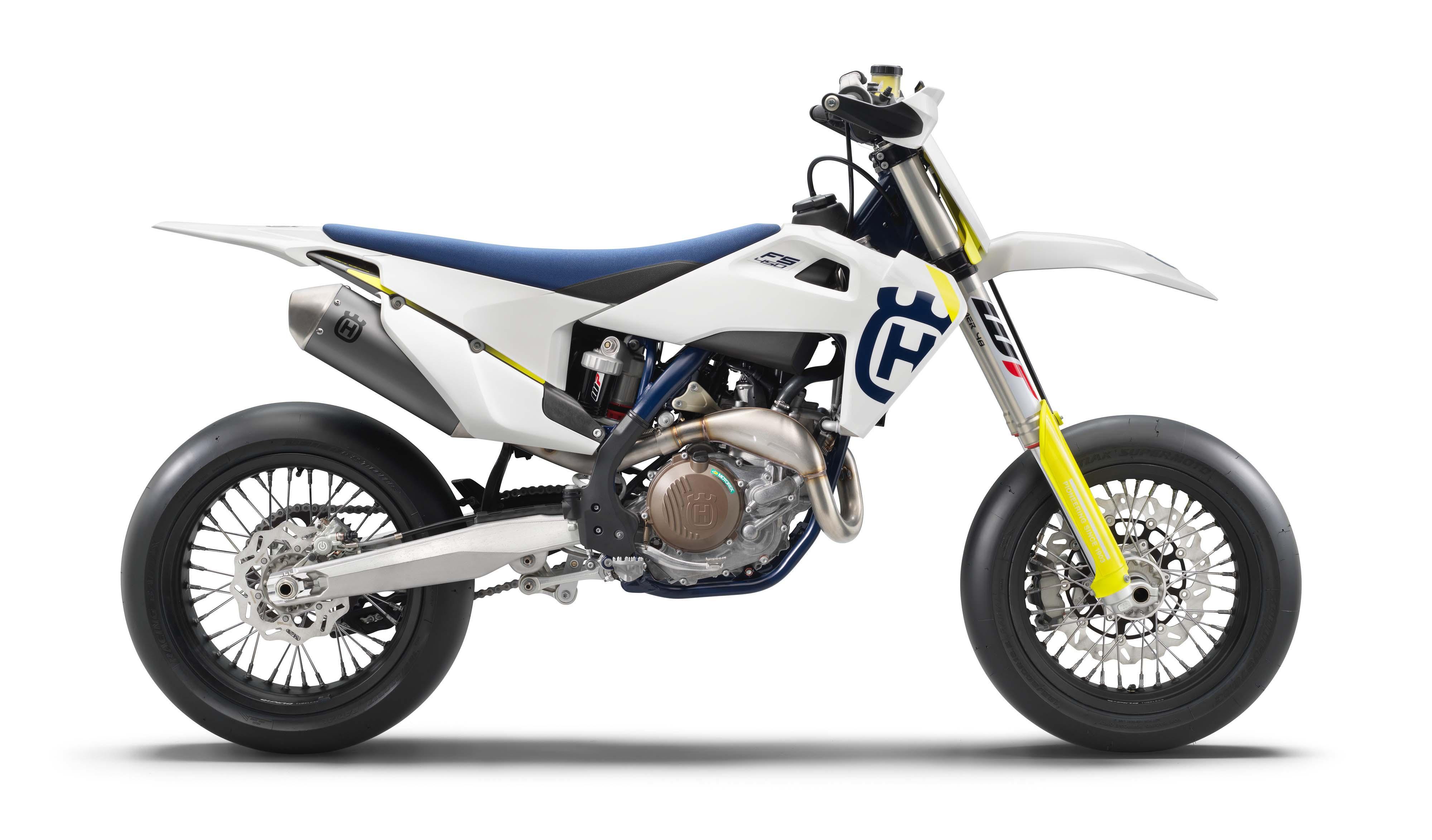 Husqvarna FS 450 2016, ecco la nuova Supermoto