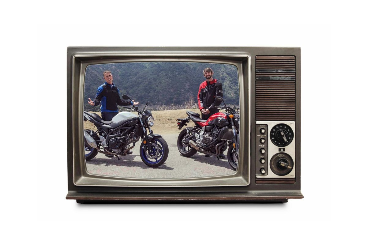 """On Two Wheels"" Moves to Motor Trend...and TV"