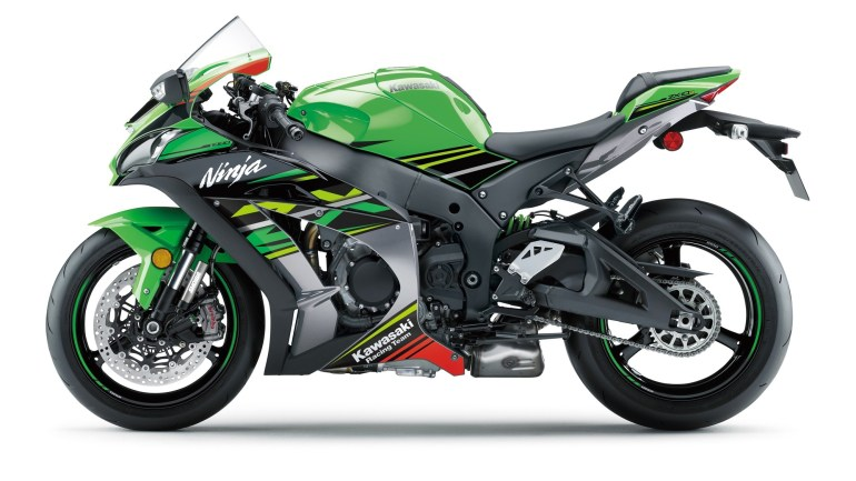 Kawasaki Zupgrades