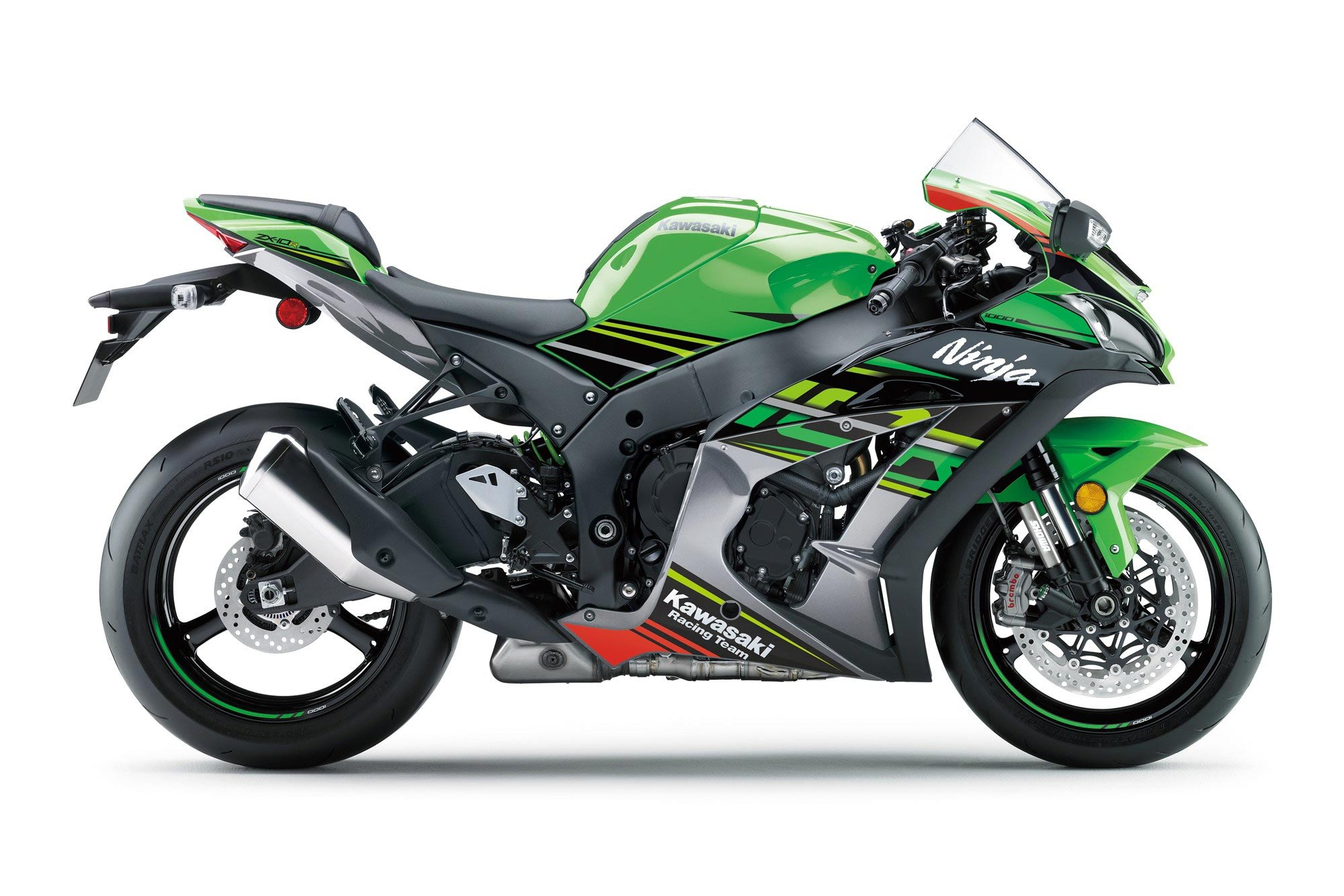 2019 Kawasaki Ninja ZX-10R Debuts with 200hp Engine