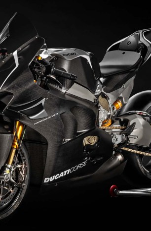 Ducati Panigale V4 RS19 Is Ready for Racing Duty