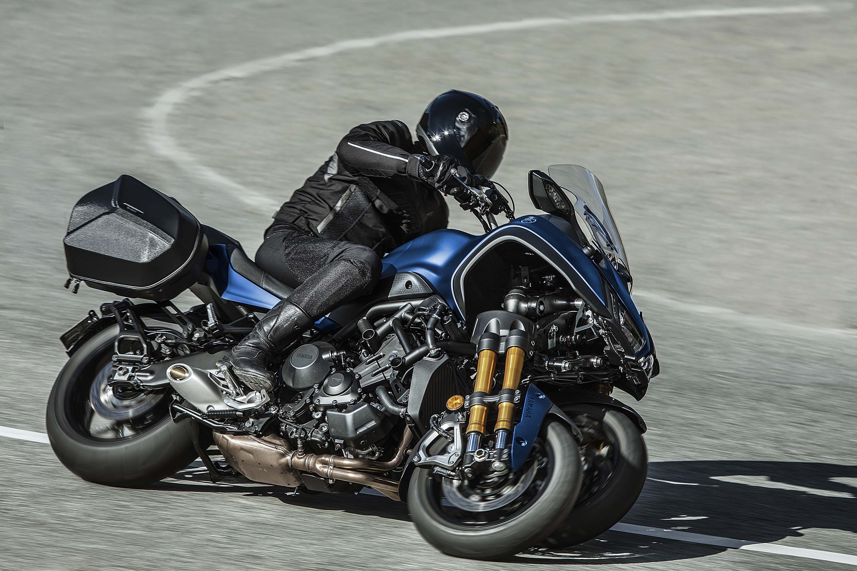 Yamaha Niken Gt Breaks Cover Adrenaline Culture