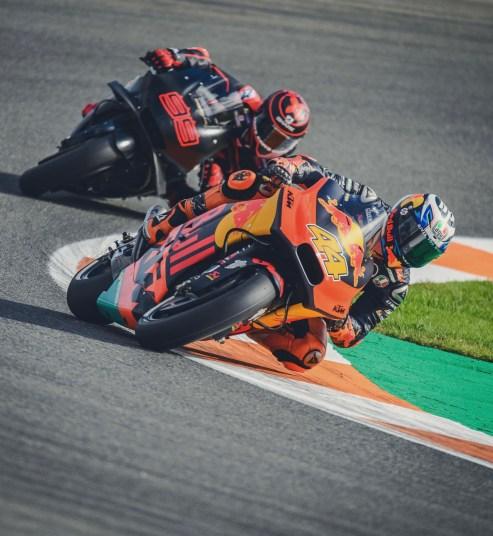 KTM-Racing-KTM-Tech3-MotoGP-Valencia-Test-24