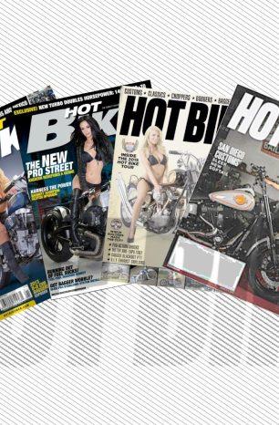 Bonnier Shuts Down Hot Bike Magazine