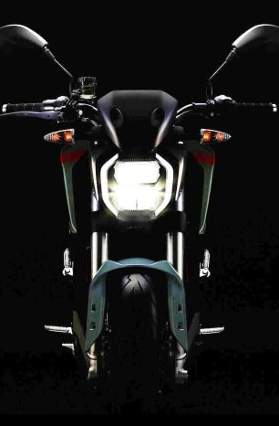 Details Leak on the Zero SR/F Electric Sport Bike