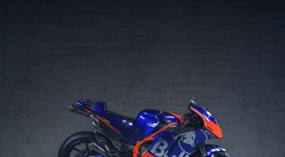 MotoGp 55 Syahrin Red Bull KTM Tech3