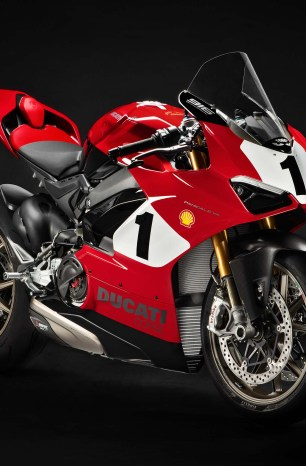 Here is the Ducati Panigale V4 25° Anniversario 916 Superbike