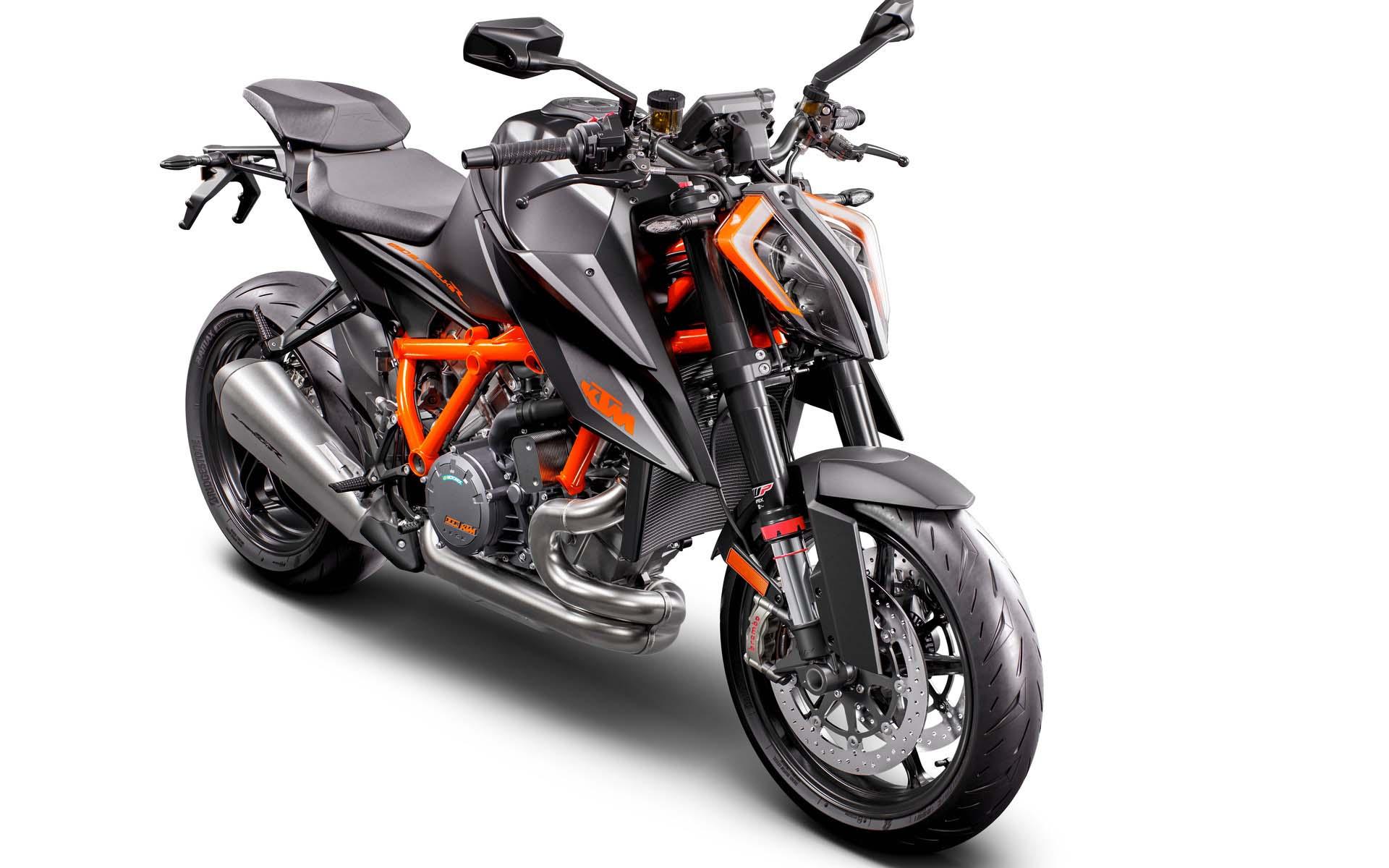 The Beast Gets Upgraded With The 2020 Ktm 1290 Super Duke R Asphalt Rubber