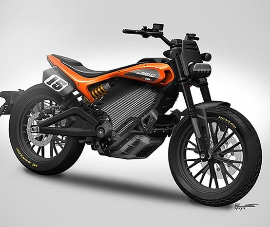 Harley-Davidson's Electric Flat Track Gets a New Look