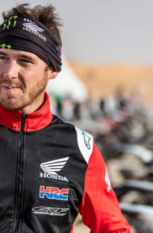 American Ricky Brabec Is on the Verge of Winning the Dakar Rally