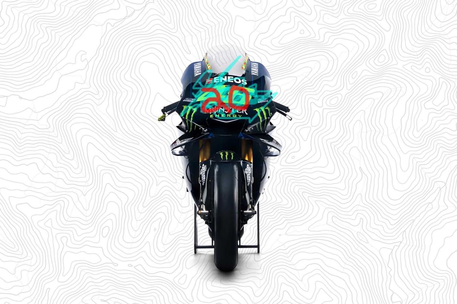 Fabio Quartararo Will Replace Valentino Rossi In The Factory Yamaha Motogp Team Asphalt Rubber