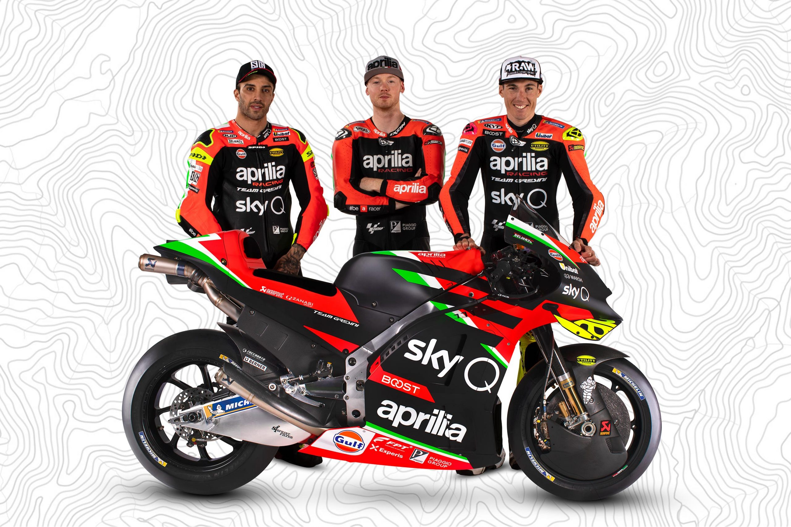 Aprilia S Motogp Team Launch Perfectly Tells Their Story Right Now Asphalt Rubber