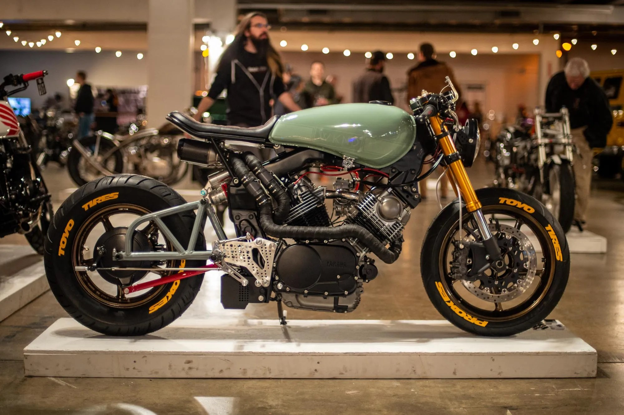 The One Moto Show: Yamaha Virago 750 by WKND